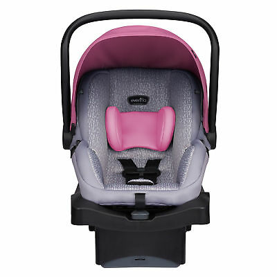 Evenflo New Litemax Infant Baby Car Seat (Multiple Colors)- Free Shipping