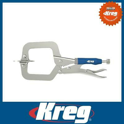 "Kreg Professional KHC-MICRO 51mm 2"" Classic Mini Compact Woodworking Face Clamp"