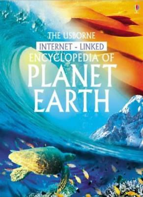 The Usborne Internet - Linked Encyclopedia of Planet Earth,Anna Claybourne