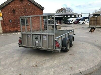 Used Ifor Williams GD105-Twin Axle- 2,700kg trailer - INC. VAT -  NOW SOLD