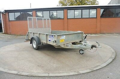 Used Ifor Williams GD85-Single Axle- 1400kg trailer - NOW SOLD