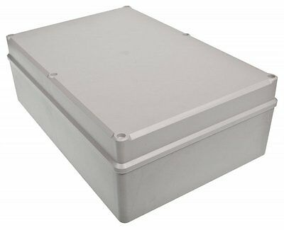 Large Project Box Grey Plastic Case Enclosure 280x190x95MM KE95G
