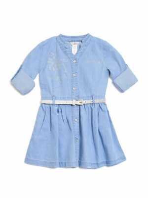 f96cf2427 GUESS FACTORY KIDS Girl's Mabel Striped Two-Fer Dress (2-6) - $20.99 ...