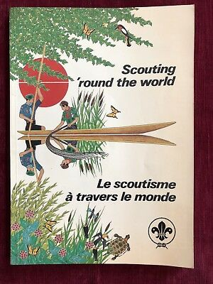 Libro Scout 1979 Scouting 'round The World Le Scoutisme à travers le monde