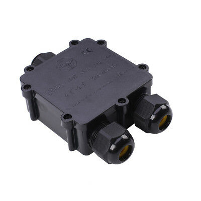 Underground Cable Wire Connectors IP68 Junction Box Outdoor Garden Use