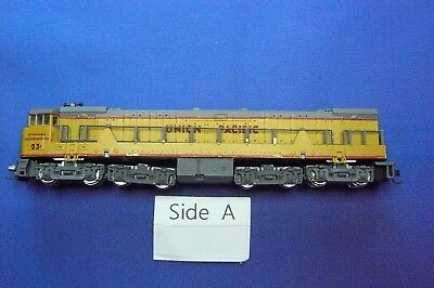 N scale Con-Cor/ Kato UP U50 engine.    Rd# 33.   M/T's installed.     USED