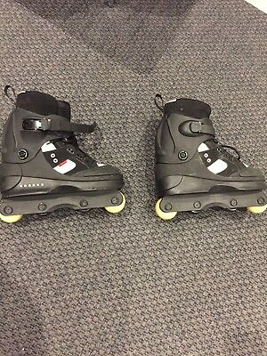 Anarchy Chaos In-line Skates Size 6 UK