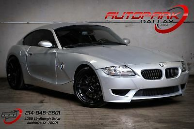 2008 BMW Z4 M Z4 M Rare Z4 M Coupe, 6 speed manual, Exhaust Upgrade, Nav, Clean Carfax, We Finance!