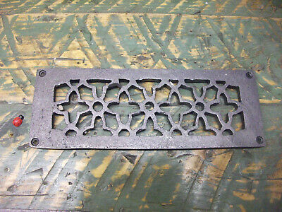 CAST IRON AIR VENT AIR BRICK GRILLE COVER – repair (seconds)