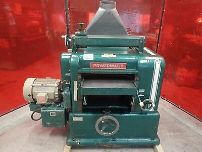 Powermatic 221 20'' Planer