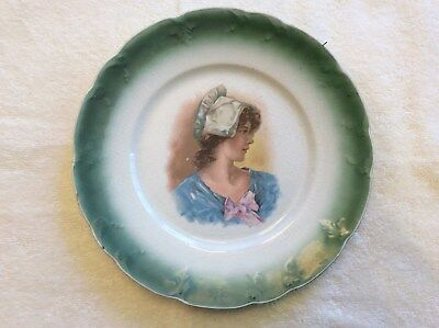 Circa 1910-20 Spiegel's House Furnishing Co. Advertising Complimentary Plate