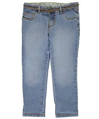 Carters Girls Easy Fit Adjustable Waist Denim Pants Jeans Kids Size 4 5 6x 8 NWT
