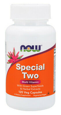 NOW Foods Special Two Multivitamin, 120 Veg Capsules
