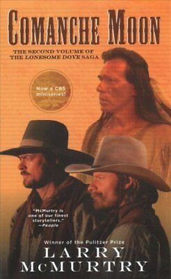 Comanche Moon by Larry McMurtry (1998, Paperback)