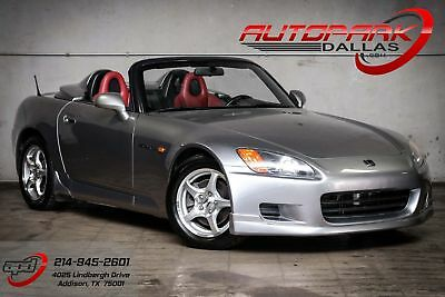 2000 Honda S2000  Clean Car Fax, LOW MILES, Many upgrades, We finance!