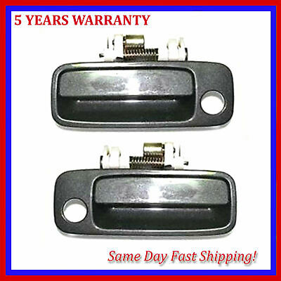 For Toyota Camry 1997-2001 Graphite Gray Pearl 1C6 Outside Door Handle Front