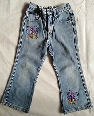 Bulk 6 Girls Pants Jeans Jecket Size 3-4 Great Condition