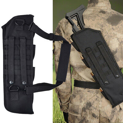 18 Inch Tactical Rifle Bag Scabbard Shotgun Military Case Shoulder Carry Hunting