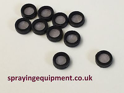 K 129609901 Micro filters seals for Kremlin Xcite Airmix spray tips -129.609.901