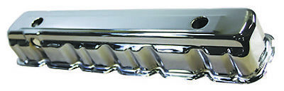 "Chrome Steel Chevy Straight  "" 6 "" 194 - 230 - 250 - 292 Valve Cover ( L6)"