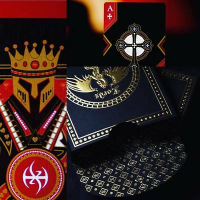 Master Series Dark/Lordz by De'vo - Standard & Limited Edition Playing Cards Set