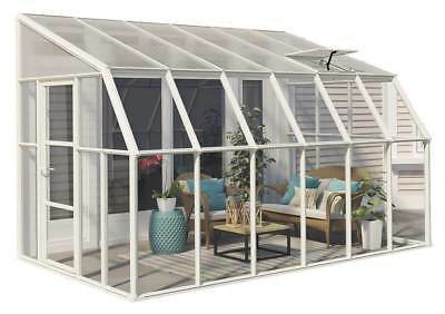 Sun Room with Hinged Side Door [ID 3423586]