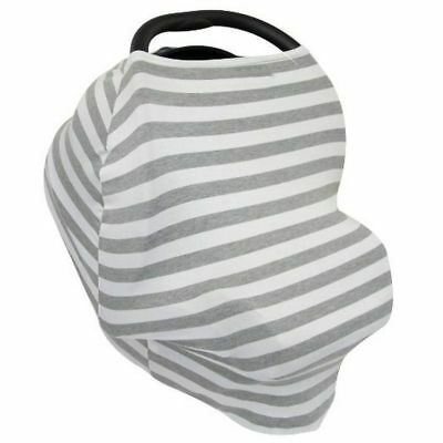Baby Car Seat Cover, Multi-Use Infinity Scarf Breastfeeding, FREE SCRATCH MTENS
