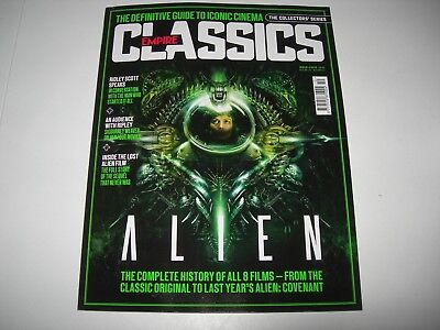 EMPIRE Classics #4 : ALIEN - The Complete History of all 8 Films