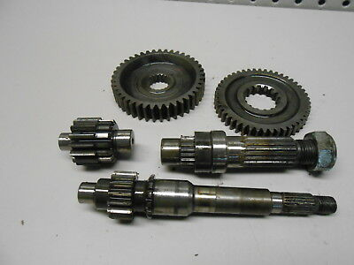 H94 Honda Elite CH80 CH 80 2006 OEM Rear Drive Unit Gears and Shafts