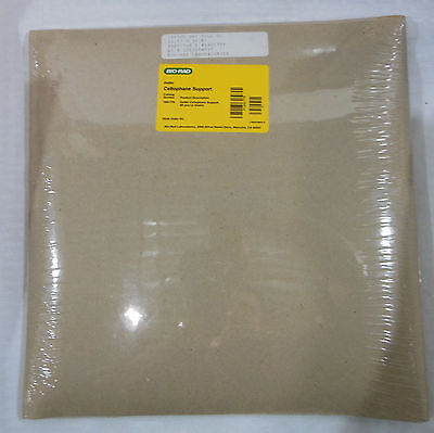 Bio-Rad 1651779 GelAir Cellophane Support 50 Precut Sheets