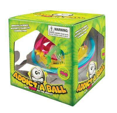 Addict A Ball - 100 stages - Kidult Free Shipping!