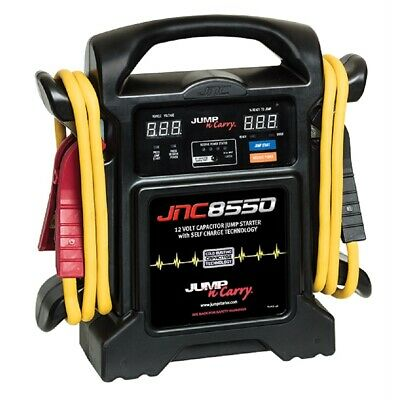 SOLAR JNC8550 550 Start Assist Amp 12V Capacitor Jump Starter