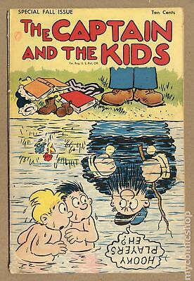 Captain and the Kids Special Fall Issue #1 1948 GD+ 2.5