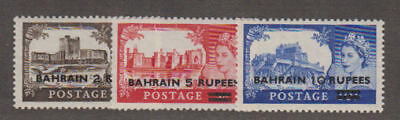 Bahrain - 1955 Definitive Set. Sc. #96-9, SG#94-9. Mint