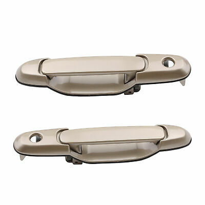Outside Door Handle For 98-03 Toyota Sienna Sable Pearl 4N7 Front Right B627