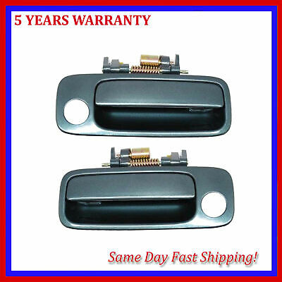 For Toyota Camry 1997-2001 Blue 8N7 Outside Outer Door Handle 2PCS Front