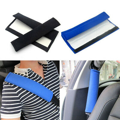 1 Pair Car Seat Belt Shoulder Pads Harness Safety Strap Cushion Cover for Childr