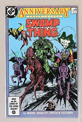 Swamp Thing (2nd Series) #50 1986 VG+ 4.5