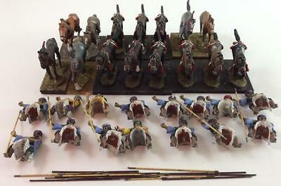 Lot Historical Loose Mini 20mm Seljuk Turk Light Cavalry Collection #2 NM