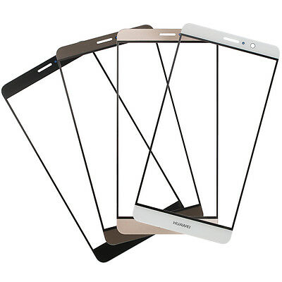 Original Outer Full Glass Screen Lens Protector for Huawei Mate 9 Protector