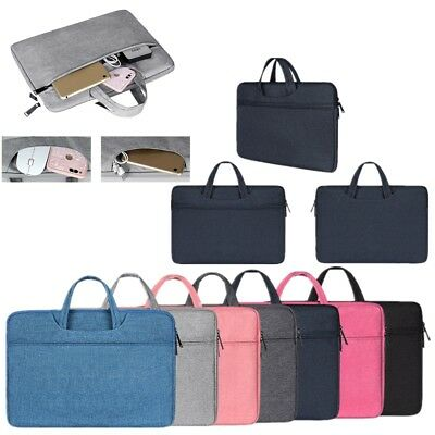 Computer Soft Cover Laptop Case Bag For Dell MacBook Air/Pro 11.6 13.3 15.6 inch