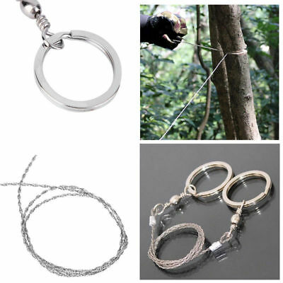 Ring Wire Outdoor Hiking Camping Saw Rope Outdoor Survival Emergency