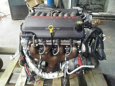 ORIGINAL 1999-2000 Chevrolet Corvette 5.7 L Motor Opt. LS1