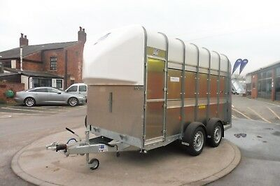 Cancelled order Ifor Williams TA510-12- 7ft head room - INC. VAT