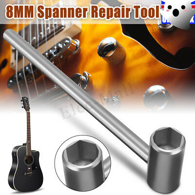 8MM 5/16'' Guitar Bass Truss Rod Box Wrench Tool Adjustment Repair For