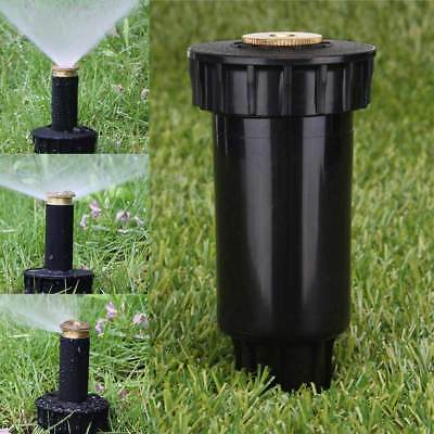 90/180/360 Degree Spray Head Adjustable Sprinklers Nozzle for Watering La