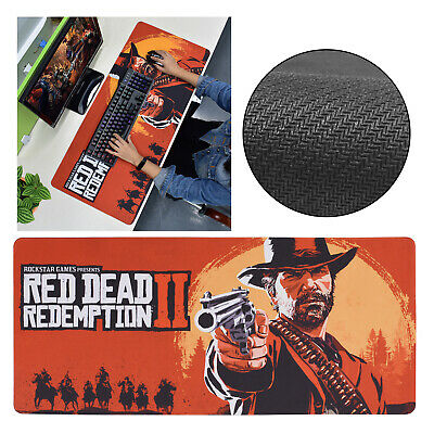 Extra Large XXL Gaming Mouse Pad Mat for Laptop Macbook Anti-Slip 90cm*40cm