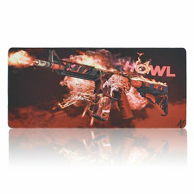90cm*40cm PUBG Large XXL Gaming Mouse Pad Mat Anti-Slip For Home Office Use