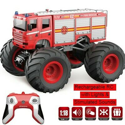 Uk Radio Remote Control Rc Car Buggy Fast Rtr Rechargeable Truck 2.4Ghz Boy