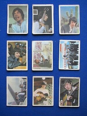 A&BC Bubblegum Cards - Rolling Stones   * Choose The One's You Need *  1965